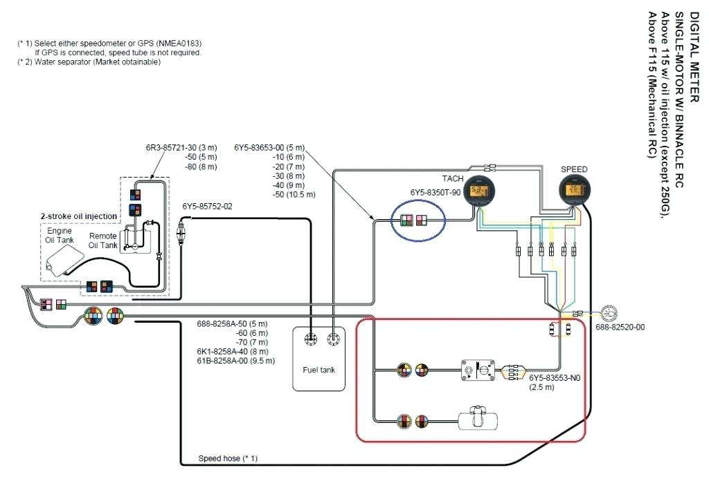 Boat Tachometer Wiring Diagram Collection