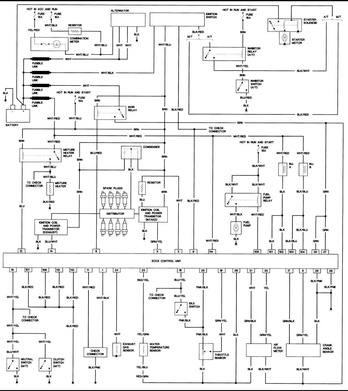 Diagram Default Toyota Camry Radio Wire Wiring