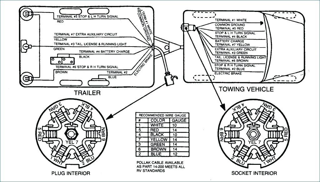 Gooseneck Trailer Wiring Diagram Collection