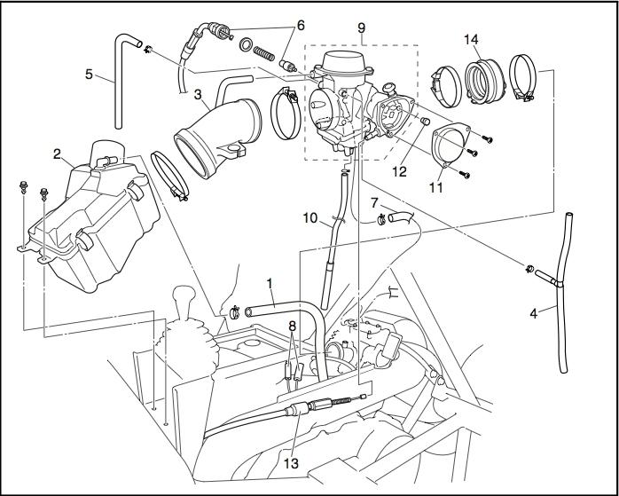 Yamaha Raptor 660 Wiring Diagram Collection