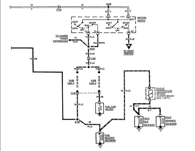 [CS_4100] C4 Transmission Linkage Diagram Download Diagram