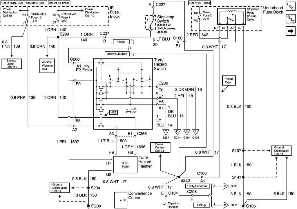 2004 Pontiac Grand Am Radio Wiring Diagram