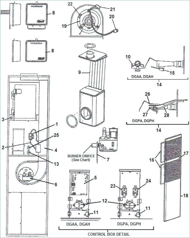 Intertherm Wiring Diagram / Diagram Oil Furnace