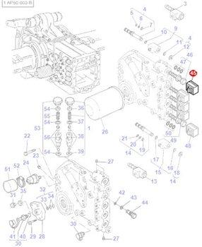 [ZX_3264] Massey Ferguson 4270 Tractor On 165 Massey