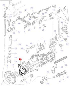 [TB_7832] Massey Ferguson 4270 Tractor On 165 Massey