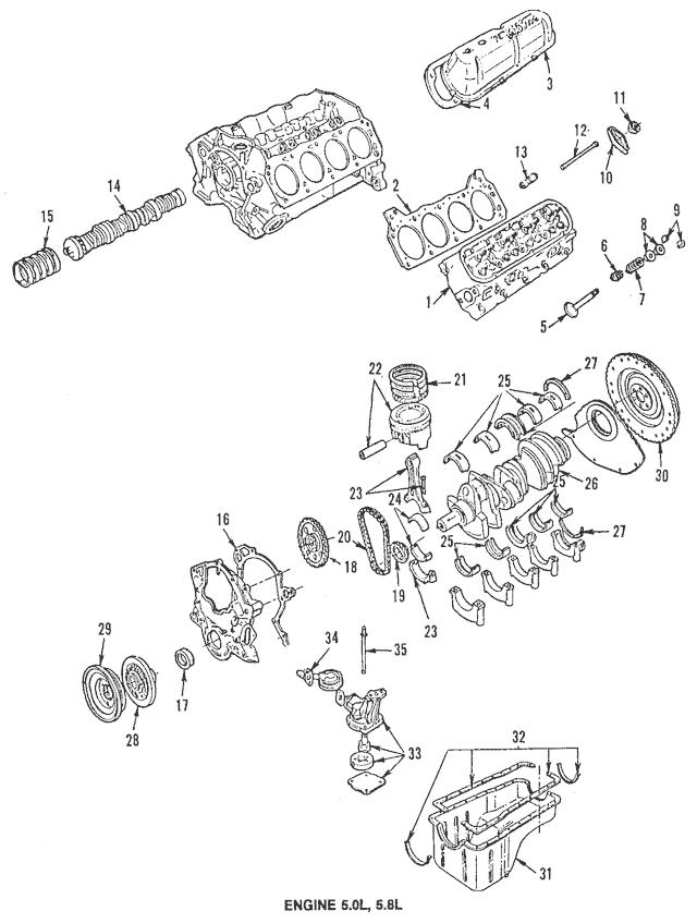 [SB_8242] Mercury Mountaineer V8 Engine Diagram Free Diagram