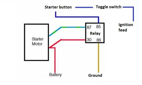 [EW_1881] Mazda B2000 Starter Wiring Schematic Wiring