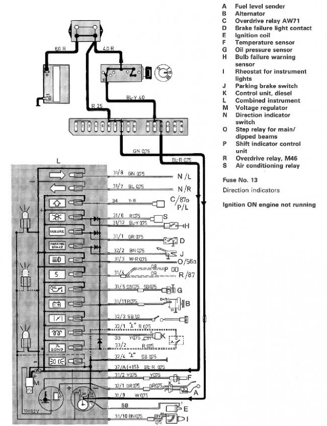 na1980 volvo 240 wiring diagram further volvo 240