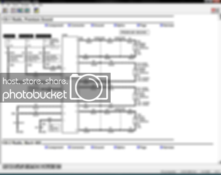 [CY_1249] Ford Mustang Mach 460 Stereo Wiring Diagram View
