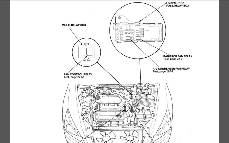 [WY_6544] Cooling System Diagram On 2004 Honda Accord
