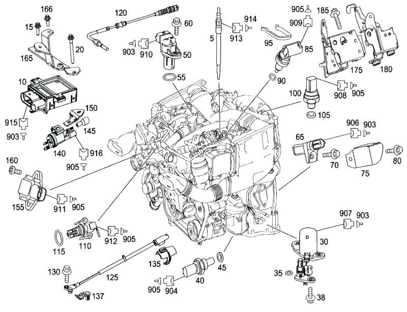 [LE_3736] C230 Engine Diagram Engine Car Parts And
