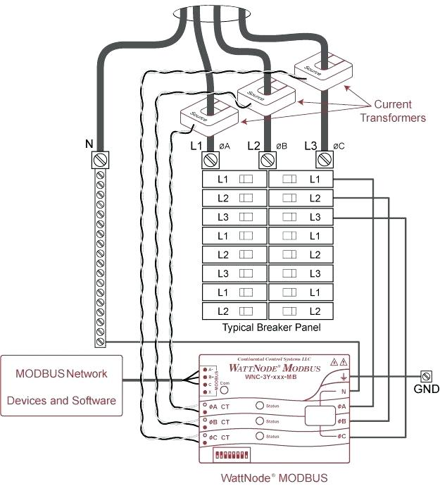 [YN_3111] Grounded B Phase Wiring Diagram Schematic Wiring