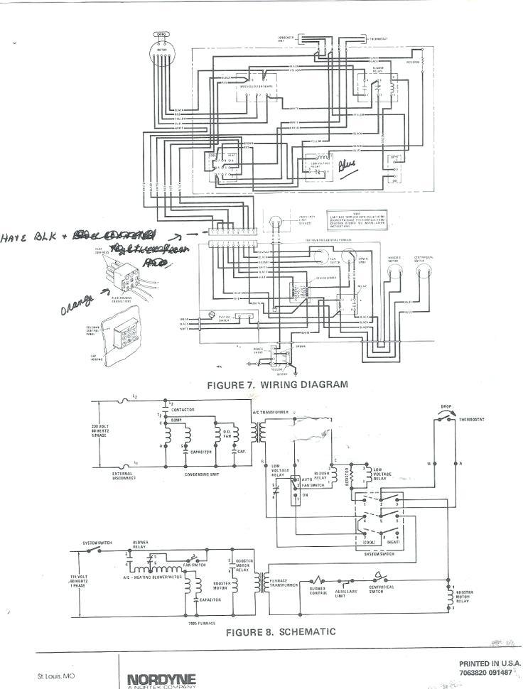[MY_9620] Lennox Furnace Wiring Diagram Model Schematic Wiring