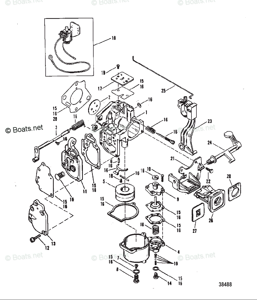 [ZZ_7798] Wiring Diagram For 25 Hp Mercury Outboard Free