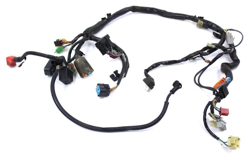 [BH_5566] 2006 Honda Shadow Aero 750 Wiring Diagram Wiring