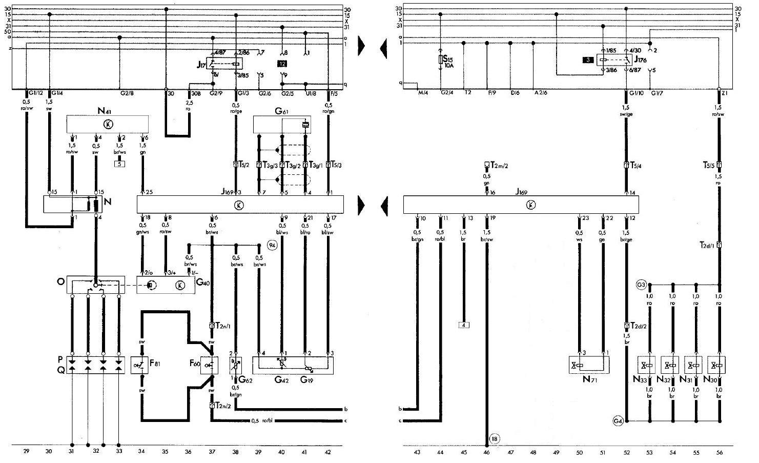 Vw Caddy Wiring Diagram