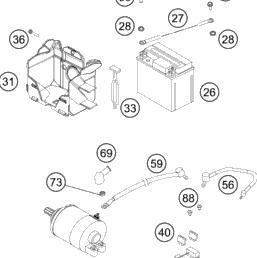 [YC_3247] Ktm 300 Xc W Wiring Diagram Schematic Wiring