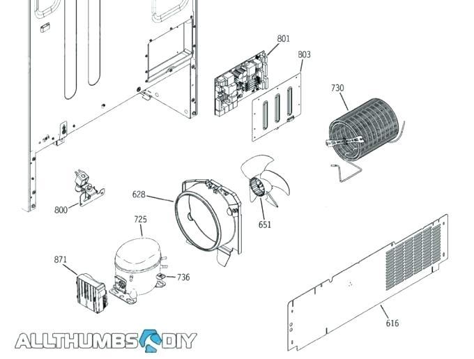 [LM_9639] Refrigerator Parts Ge Refrigerator Parts