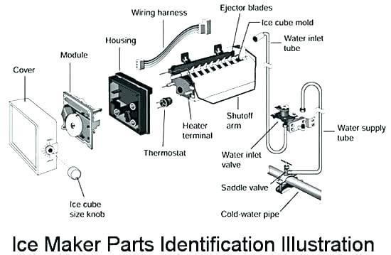 Ge Emaker Microwave Parts DiagramBestMicrowave