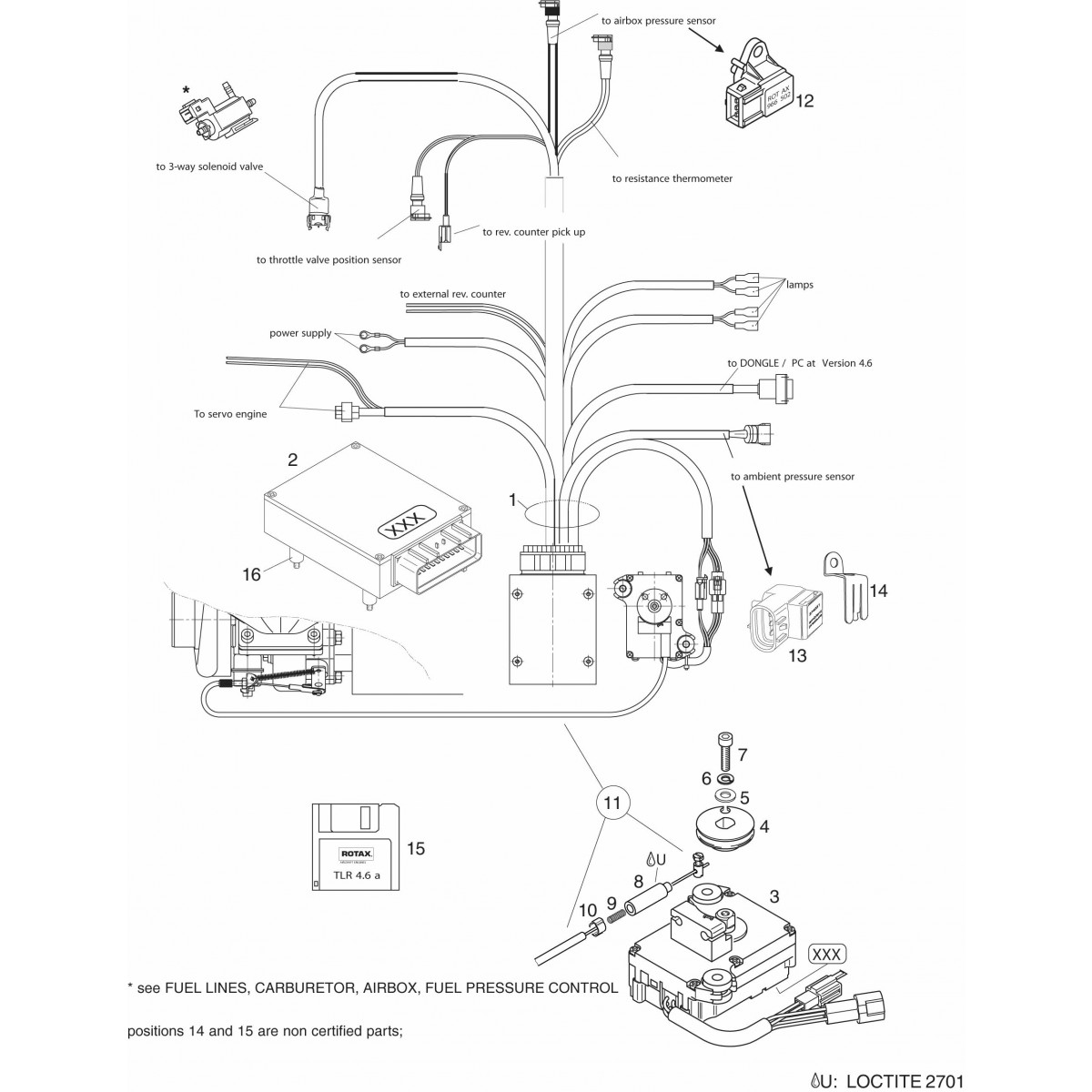 Rotax 912 Ignition Wiring Diagram