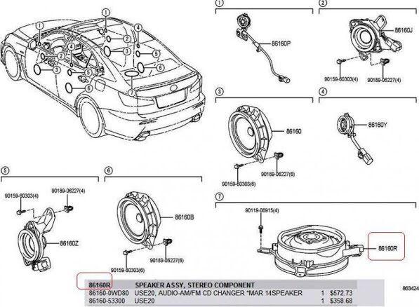 [AK_8675] Mark Levinson Lexus Lifier Wiring Diagrams In