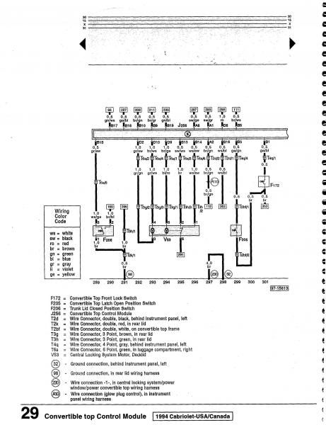 [ZY_7423] Audi 80 Central Locking And Alarm Control Unit