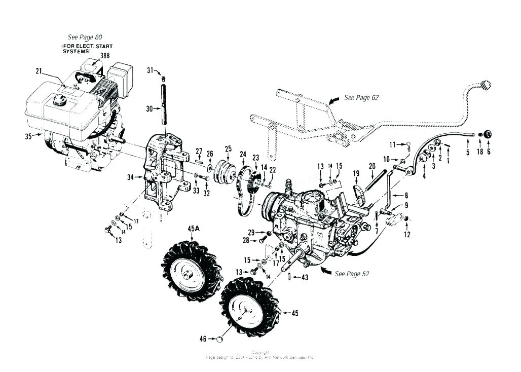 [SY_6198] Diagram Also Troy Bilt Pony Mower Deck Parts On