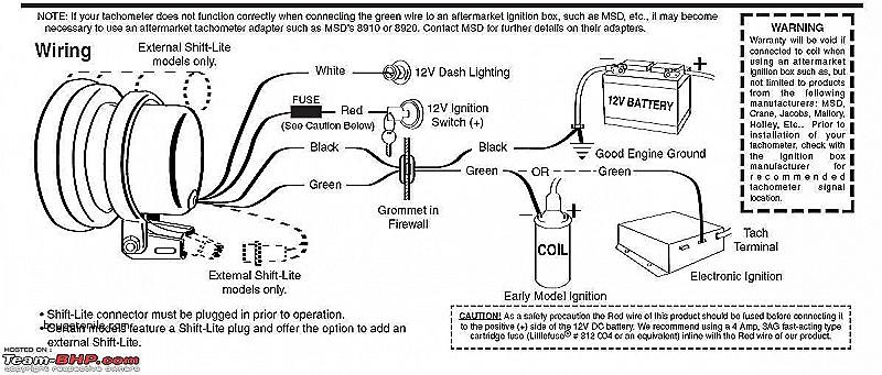 Sun Super Tach 2 Wiring Diagram Database