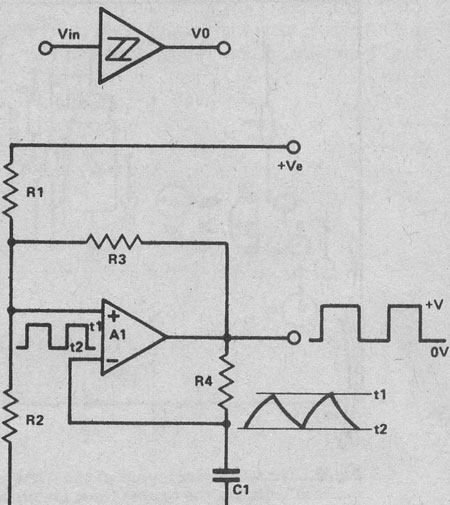 [YN_6130] Pwm Circuit With Opamps Free Diagram
