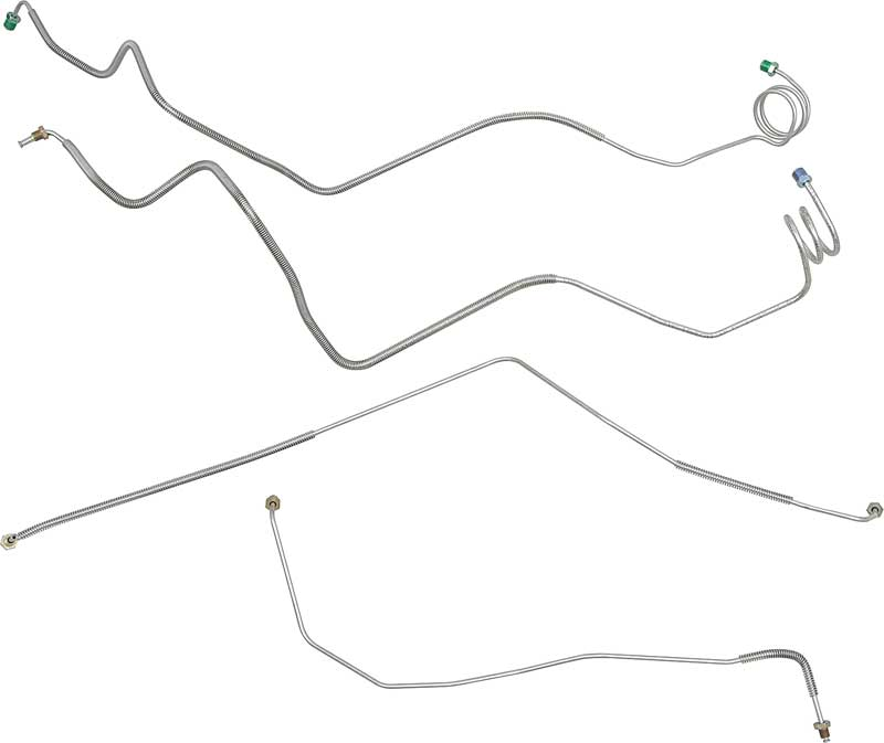 [KR_6112] Brake Line Routing On 2003 Chevy Cavalier Rear