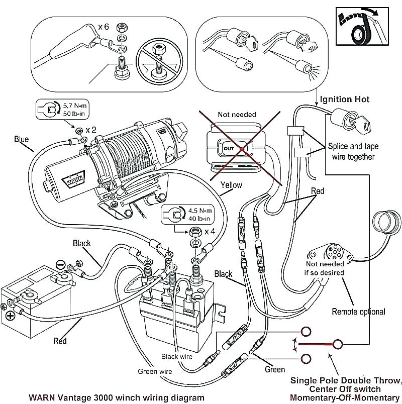 [DIAGRAM] Champion 4500lb Winch Wiring Diagram FULL