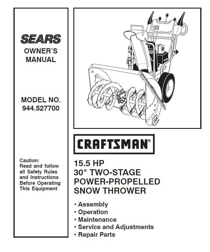 [AT_3331] Ariens Snow Blower Parts Diagram On Craftsman