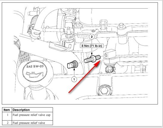 [YA_0288] 2004 Lincoln Aviator Engine Diagram Schematic Wiring