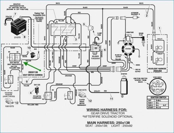 [DIAGRAM] Deere 6x4 Gator Wiring Diagram FULL Version HD