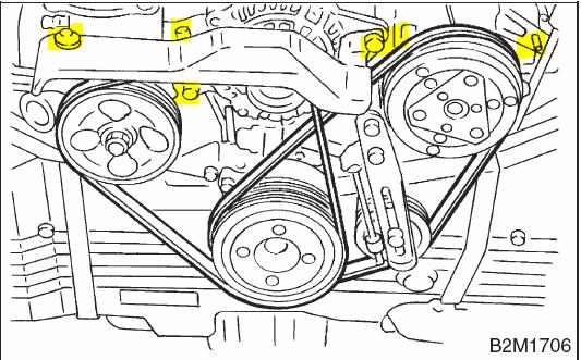 2006 Subaru Outback Engine Diagram : Subaru Oem 08 14