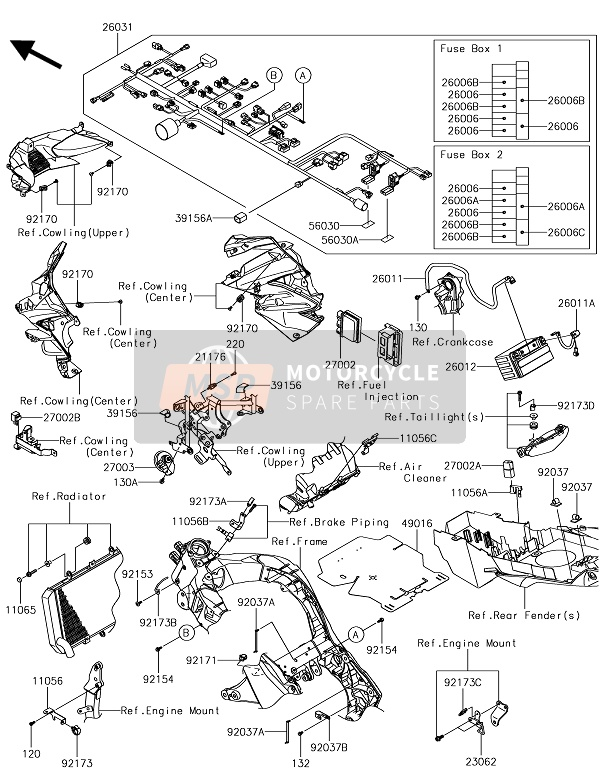 [WL_0576] Kawasaki Versys Wiring Diagram Free Diagram