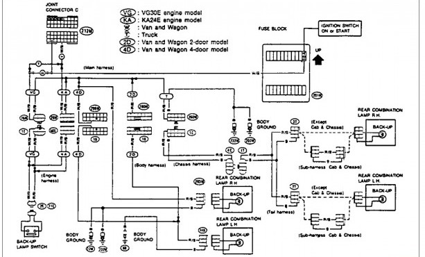 [DOWNLOAD] Nissan Yd25 Wiring Diagram HD Version