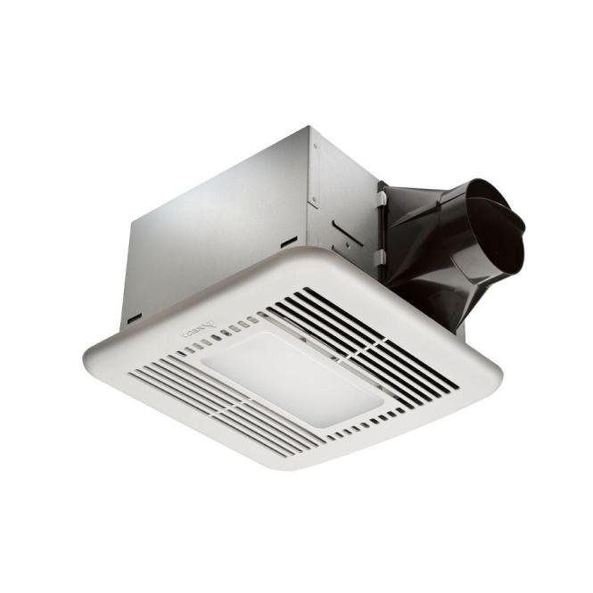 Nutone 50 Cfm Ceiling Exhaust Bath Fan With Light Manual