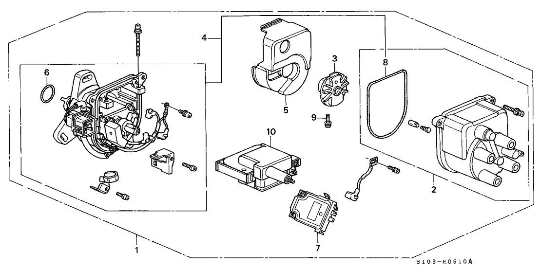 [HL_2293] Honda Crv Rear Axle Diagram Free Diagram