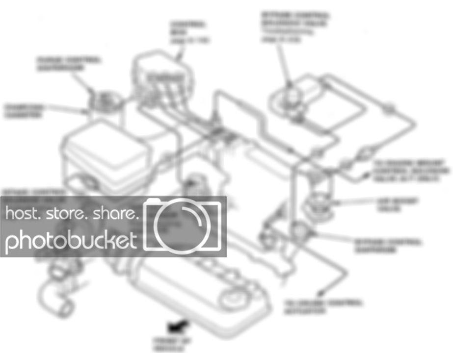[ZA_5980] Honda Accord Vacuum Diagram Schematic Wiring