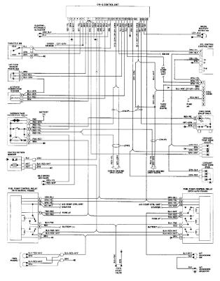 Mercedes Benz W124 230E Wiring Diagram Database