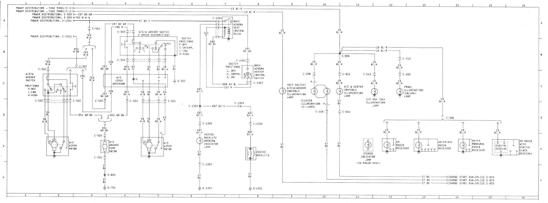 300Zx Wiring Diagram : Diagram Nissan 300zx Wiring Diagram