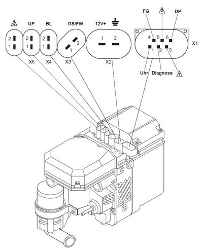 [RG_4638] Webasto Thermo Top Z C D Wiring Diagram Download