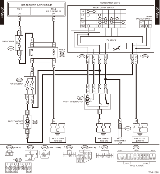 [EX_2350] Subaru Fog Lights Wiring Diagram Download Diagram
