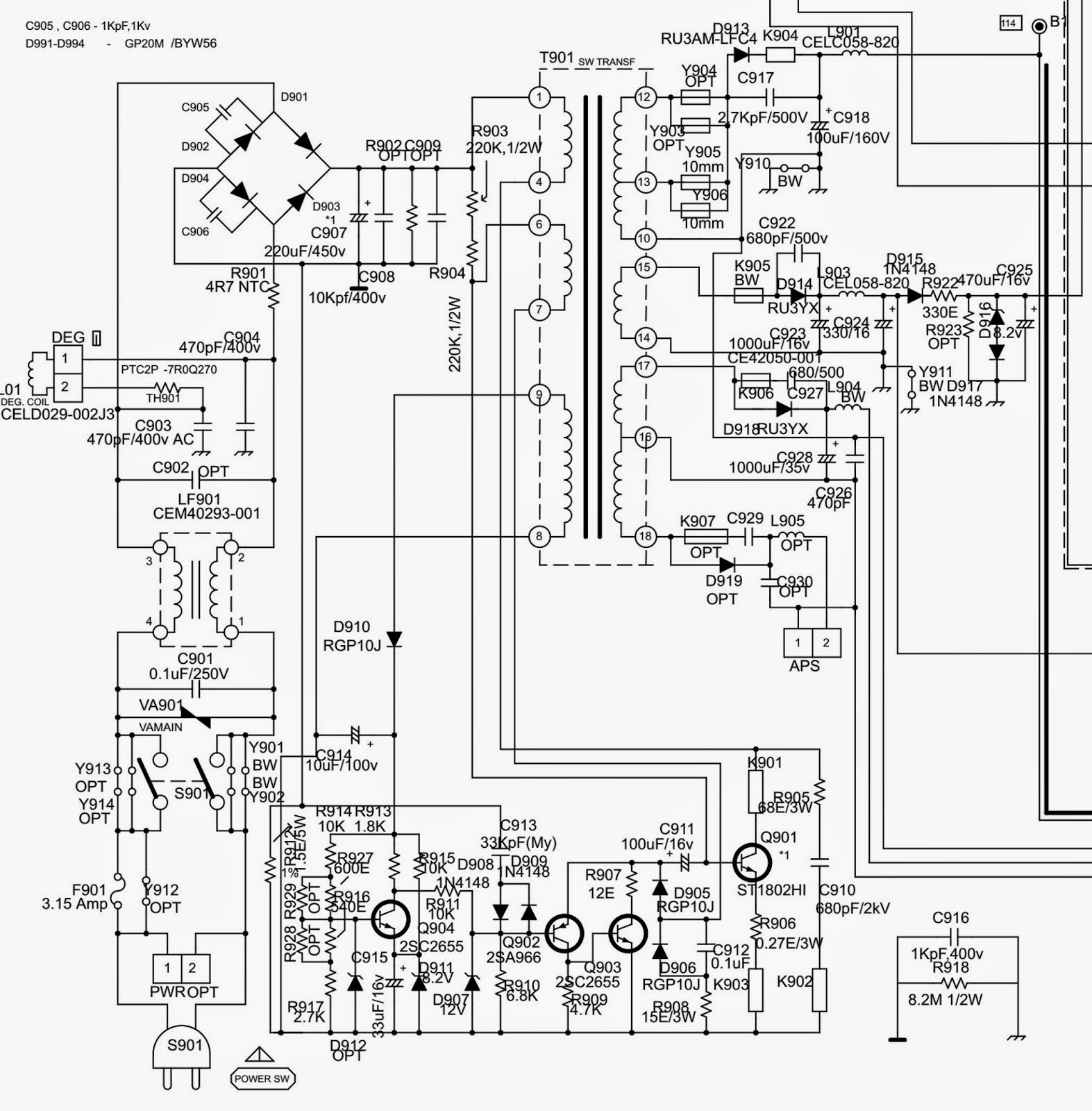 [SG_3864] Haier Air Conditioner Wiring Diagram Likewise