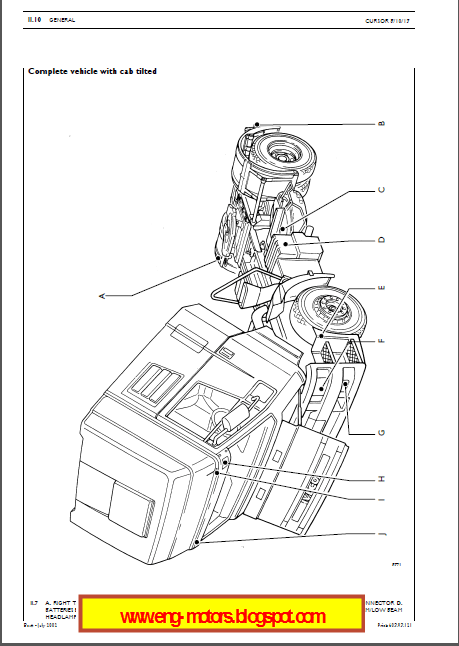 [ET_0591] Iveco Eurostar Wiring Diagram Free Diagram