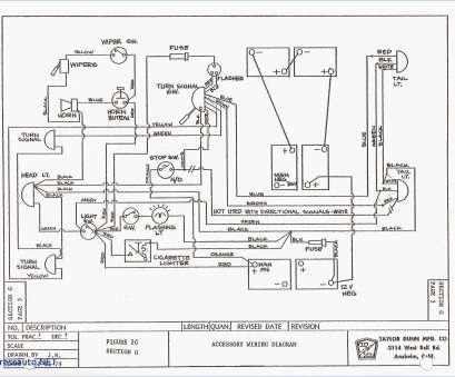 Club Car Starter Generator Wiring Diagram / Club Car