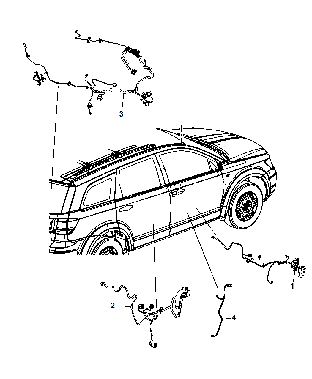 [OL_6294] Dodge Journey Wiring Harness Free Diagram