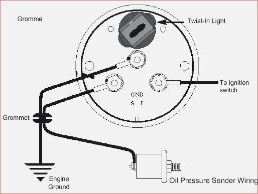 [FA_6184] Oil Pressure Sender Switch Schematic Schematic