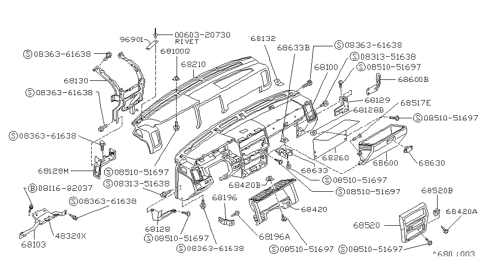 [HF_3468] 1992 Nissan Pickup Parts Wiring Diagram